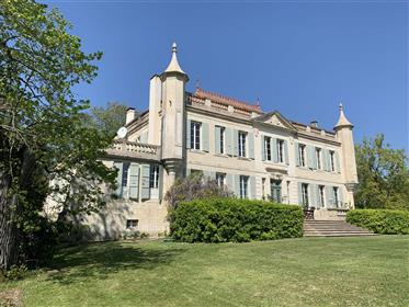 Magnifique Château Proche De Lectoure