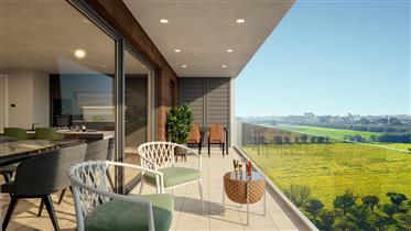 Lux Terrace - New Development In Alcochete