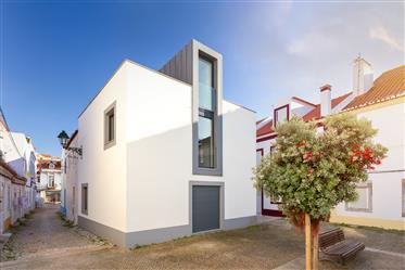 Townhouse At The Riverfront In Alcochete