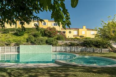 Villas em um condomínio privado em Palmela