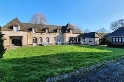 Authentic listed manor of Saint Malo