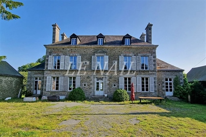 Charming 18th C. Mansion on the outskirts of Normandy