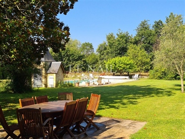 Pleasant property 35 km from Bordeaux.