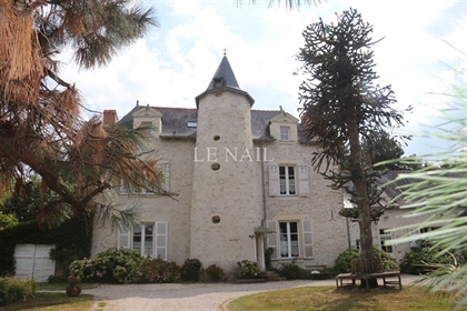 Charming manor house for sale at the gates of Nantes.