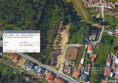 Parzelle Verkaufen em Silvalde,Espinho