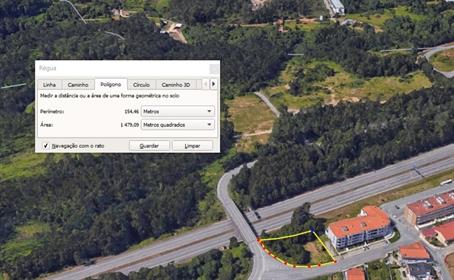 Parzelle Verkaufen em Nogueira da Regedoura,Santa Maria da F...