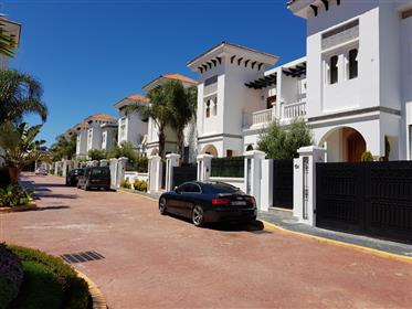 Magnificent villa in a highly secure luxury complex