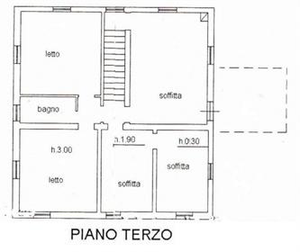 Prestigious Palazzo in Umbria for sale - Palazzo with garden San Nicolo'di Celle.  The p