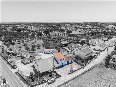 Village House With Backyard|For Sale| Alentejo