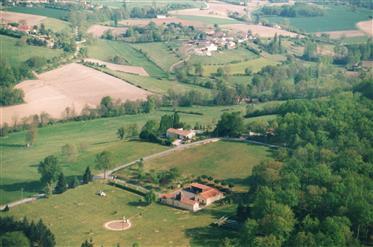 Byggbar tomt till salu 2000 m² Dordogne