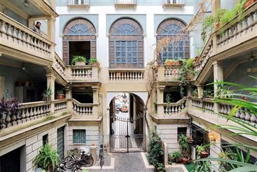 Appartement en vieille ville