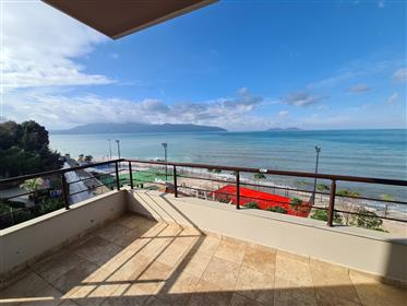 Apartment with stunning sea views for sale in Vlora