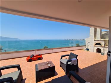 Penthouse for sale in Vlora beach