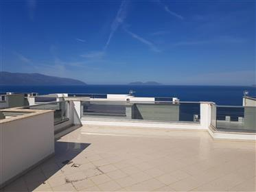 Apartment with veranda for sale in Vlor