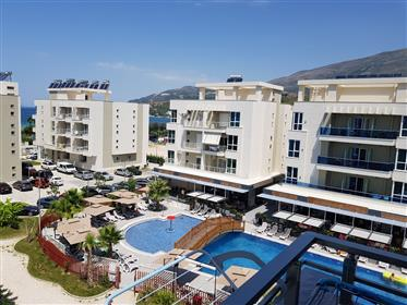 Modern apartment for sale in Radhime beach Vlore