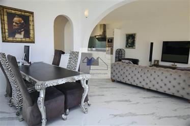Meerblick, zwei,schlafzimmer,villa,private pool, garage