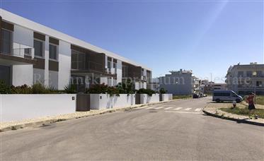 Projecto, aprovado, construção, 7 moradias, piscina, privado, perto, praia