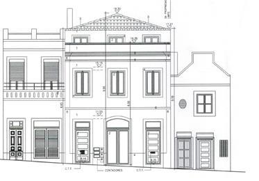 Apartamento T2 novo no centro histórico de Sesimbra