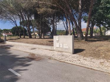 Plot for construction Lagoa de Albufeira