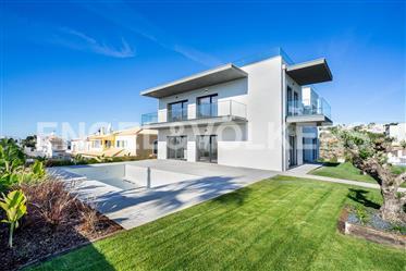 Villa Moderne - En construction