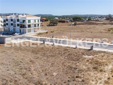 Building Plot in Residential Area Algoz
