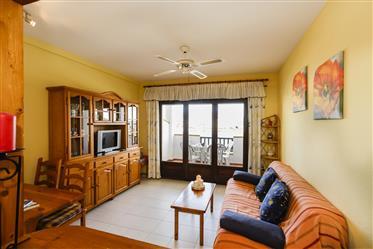 Leuk appartement aan het San Maurici meer, Empuriabrava
