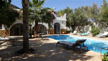 Magnifique propriété de charme avc piscine, hammam, tout con...