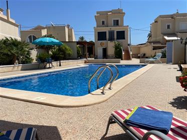 Belle villa située entre Abanilla et Fortuna