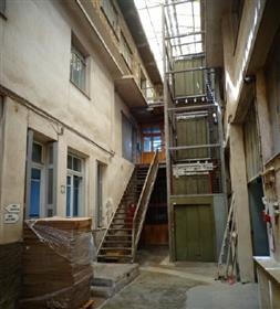 Bâtiment artisanal 2226 m2