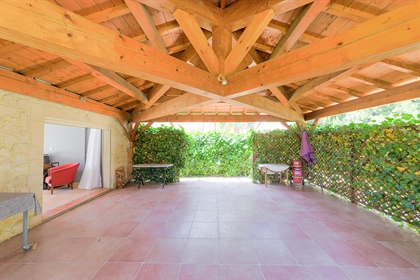 On the edge of Perpignan, less than 10 minutes to the city centre and same distance to the beach aut