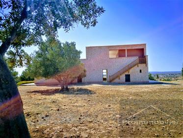 Maison de campagne avec vue imprenable 240m² Terrain 14000m²