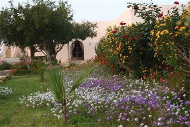 Casa de campo bonita