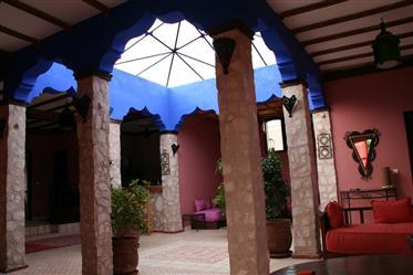 Propriété avec deux maisons en pierre  Jardin 4984 m²