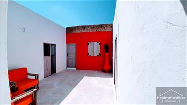 Casa tradicional 135m2 Jardim 600sqm