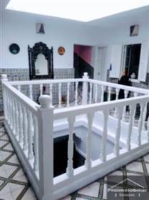 20-03-04-Vm Maison dans la médina 300 m² terrain 100 m²