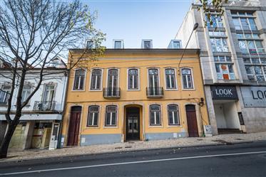 Edifício Habitacional   Av. Sá da Bandeira, Coimbra