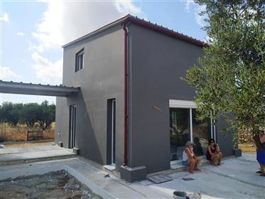 Kh-2191En modern villa – Aroni (Akrotiri)