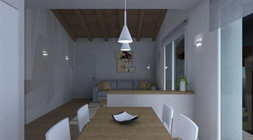 Riva di Solto - Lake View - Two Semi-Detached Villas - To Finish Internally - Dreamhomes