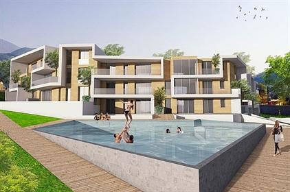 Paratico - Modern Luxury Villas - Lake Views - With a Private Pool