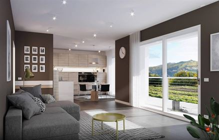 Bellagio - New Build Apartments - With Lake Views - Dreamhomes