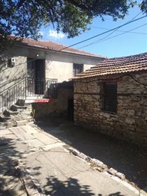 Παραδοσιακή κατοικία στην Αργαλαστή Πηλίου