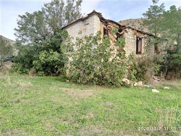 Π'ετρινη παραδοσιακή κατοικία στα Τρίκαλα
