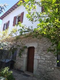 Πέτρινη μονοκατοικία στο Κατηχώρι, Πορταριά