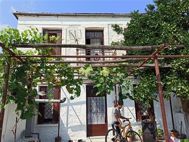 Μονοκατοικία στην Αργαλαστή, Πήλιο