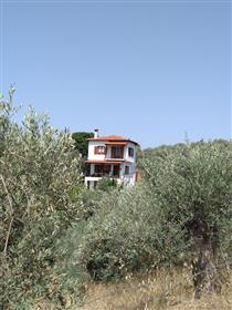 Detached house in Kalamos, Argalasti Pelion