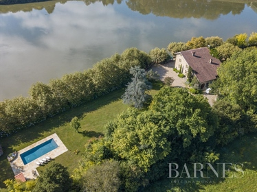 Charming Fortified Chateau For Sale Only 15 Minutes From Bayonne And The Basque Coast