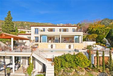 Vue panoramique villa Magagnosc