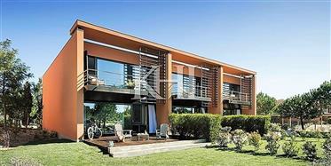 Townhouses modernos de Troia