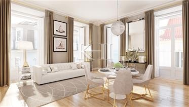Apartamentos novos na Baixa