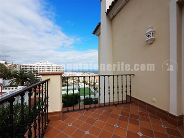Independent villa in La Paz Puerto de la Cruz in the north of Tenerife. Located in a quiet